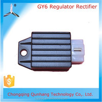 Motorcycle Electric Parts Voltage Regulator Rectifier GY6 12V Made In China