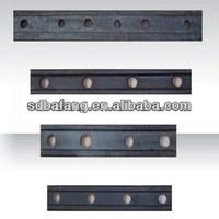 QU100 railway clamp plate