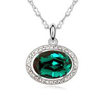 8592 halloween jewelry designer bead teardrop necklace
