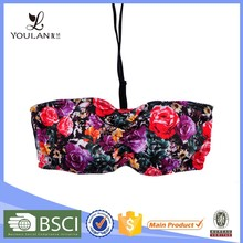 hot fitness strapless stylish tube top wholesale funny bras