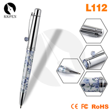 Shibell High quality promotional gel ballpoint twist metal pen metal ball pen