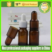 30ml green screw neck e liquid bottle glass with childproof cap and glass pipette