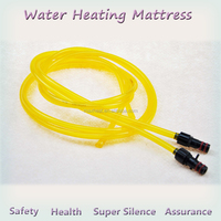 100% Polyester Electric Heated Water Heating Mattress/Bed Mattress Pads/Healthy Mattress Wellness
