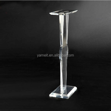 Acrylic furniture table tea table hydraulic test bench for sale chair