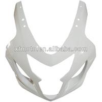 For SUZUKI GSXR600 GSXR750 2004 2005 K4-750 Wholesale ABS Unpainted Upper Front Fairing