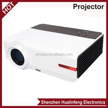 Newest Hot selling 3200 lumens 1280x800 support 1080p home theater projector