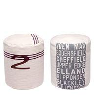 Hot Sell Custom Design Filling Foam Ottoman