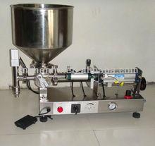 Shenhu SH-BL Horizontal / Pneumatic liquid/ paste filling machine for Water,Oil,Perfume,Beverage,Juice