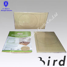cheap Eco frinedly pet product birdcage sand wood paper