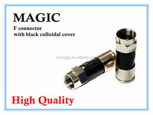 wholesale high quality waterproof compression F connectors