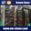 china marble gold color golden coral stone ,colorful and figurate marble ,polished stone