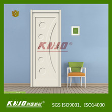 Waterproof Anti-mildew Anti-termite WPC door sheet WPC Interior Door for bedroom bathroom