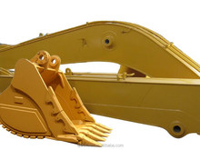 Excavator grapple bucket