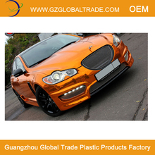 Car Chrome 78x25mm Rear Decal LTZ 3D Logo Sticker Emblem