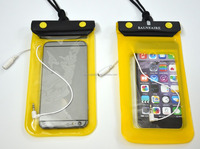 Swimming Waterproof Pouch PVC Bag Cover Case for iPhone 5G 6 PLUS