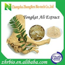 GMP Certificate 100% Nature Tongkat Ali Extract 200:1