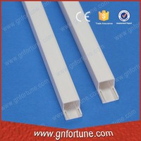 Best Price 100x100 Plastic Square Tube/ Cable Duct