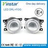 Low price Vinstar daylight guide technology led drl with fog function