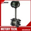 vortex flow meter type air flow meter