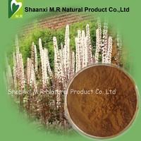 Factory Price Bulk Black Cohosh Extract Triterpenoid Saponins Powder