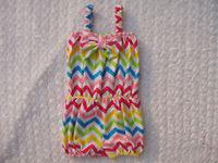 crochet baby romper for baby girls