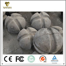 2015 new improve molten steel slag cutting ball