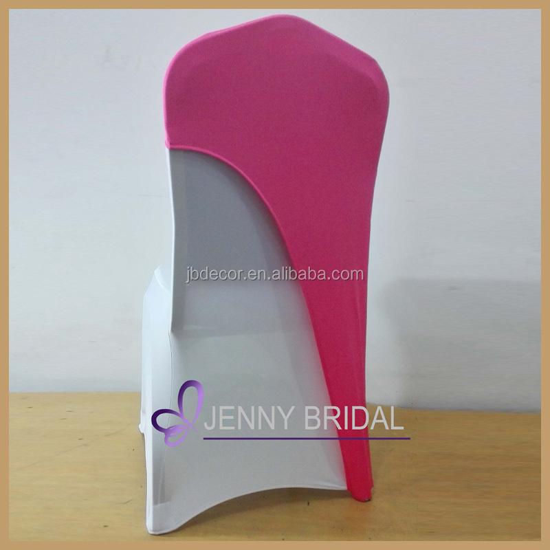 C302b new style cheap wedding fuschia spandex chair covers 1 00 buy chair covers 1 00 cheap