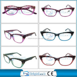 Latest Fashion High quality Acetate Optical Frame/Reading glasses(BRP4298)
