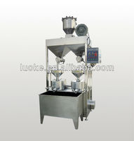 Automatic soya milk/soymilk grinding making machine