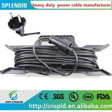 Splendid Manufacturer Detachable Extension Cord Reel Power Cable