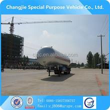 Good performance Low temperature high pressure LPG gas semi trailer truck price