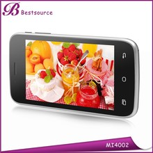 Top selling sole agent android 4.4 4inch dual sim OEM city call smart mobile phone
