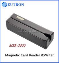 high end magnetic card reader & writer, smart card reader MSR