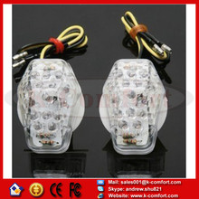 KC china factory head light motorcycle parts for yamaha dt125 for sale