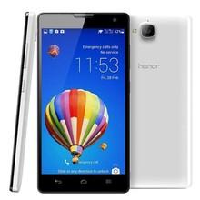 Original Huawei Honor 3C Android 4.4 MTK6589 Smartphone 8MP camera Dual Sim mobile phone 3G Wifi GPS
