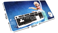 Big Size Anime Game Mouse Pad with Overlocking