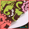 Fashion Printed Cotton Bed Sheet Fabric Textiles