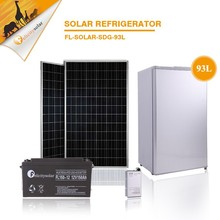 Kitchen Appliance solar refrigerator FL-SDG-93L from alibaba china gold suppliers