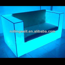 High quality wholesale recliner couch with led