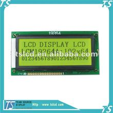 192x64 dots graphic rohs lcd modules