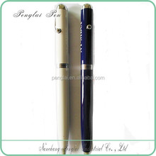 2015 promotional twist Multifunction metal make ball pen with led