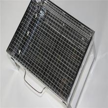 Brand new expanded metal for bbq grill stainless steel bread box