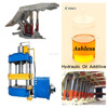 Ash-free high pressure antiwear hydraulic oil compound additive oil additive package lubricating additive agent