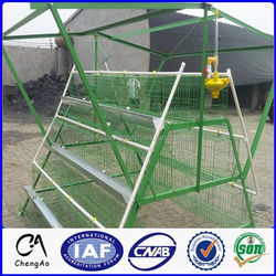 hot sale professional high quality chicken house,coops,farm/checken cage for breeding (hexagonal wire mesh)