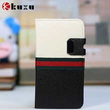 High class PU case for samsung galaxy S4 for gift for sale industry leader