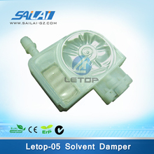 eco solvent water based ink printer damper for epson machine