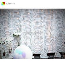 decoration for weddings background wedding reception/background backdrop wholesale