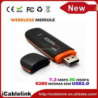 Wireless Mini USB 3G WIFI SIM Card Modem Router Dongle with TF Card Slot ,7.2Mbps 3G HSDPA 6280 WCDMA SIM USB2.0 Wireless Modem