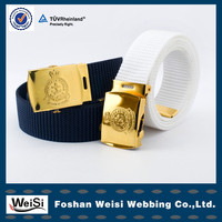 manufacturer customized belt for military
