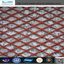 Diamond expanded metal wire mesh/Expanded Steel Diamond Mesh/High quality expanded metal mesh panel factory exp